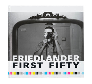 Friedlander First Fifty