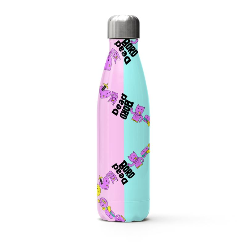 Dead Bored Stainless Steel Thermal Bottle