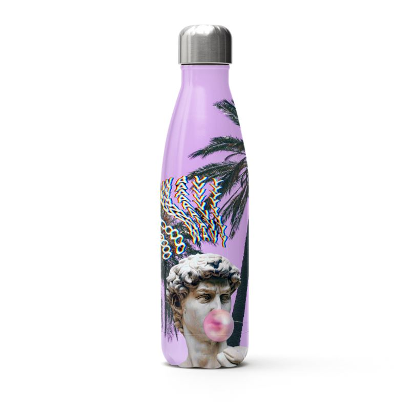 Too Wavy Stainless Steel Thermal Bottle