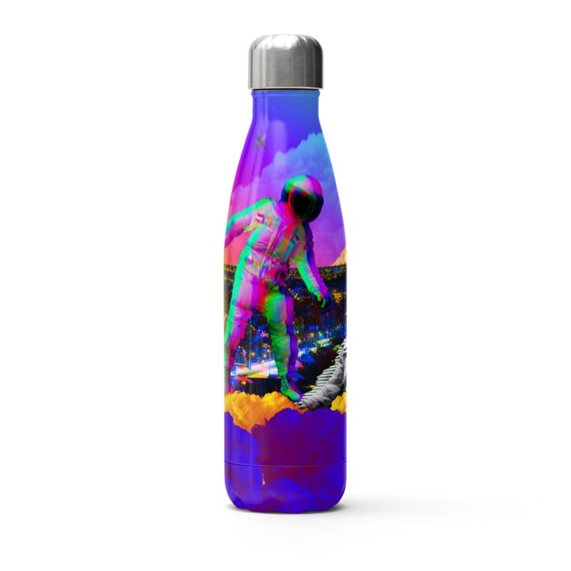 Hectic Space Stainless Steel Thermal Bottle