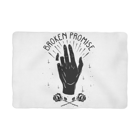 Broken Promise Sublimation Pet Blanket