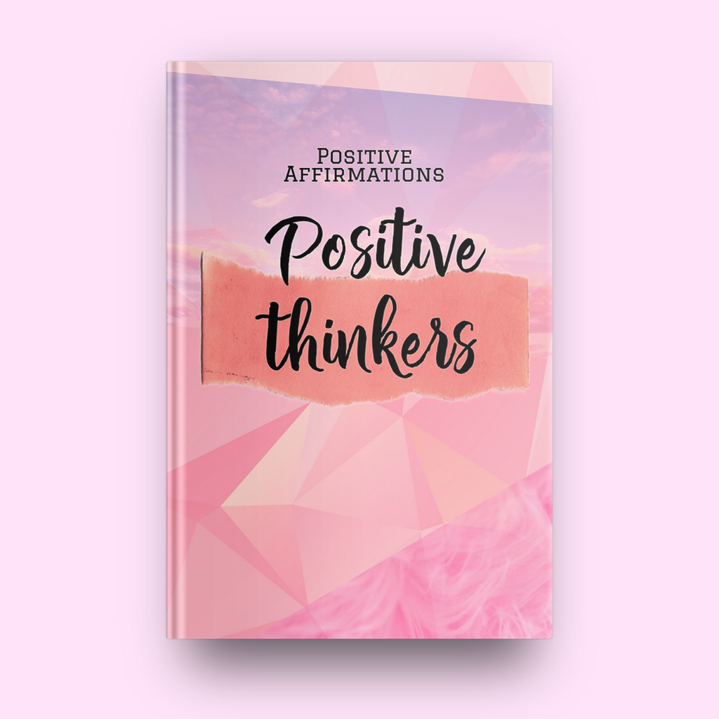 Positive Thinkers Lined Notebook - BlackKohco
