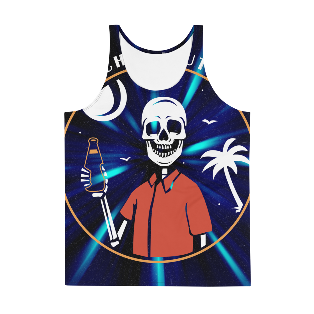 Chill Out Paradise Unisex Tank Top