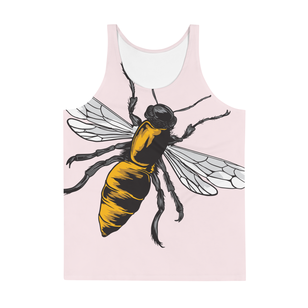 Care For Wasps Unisex Tank Top