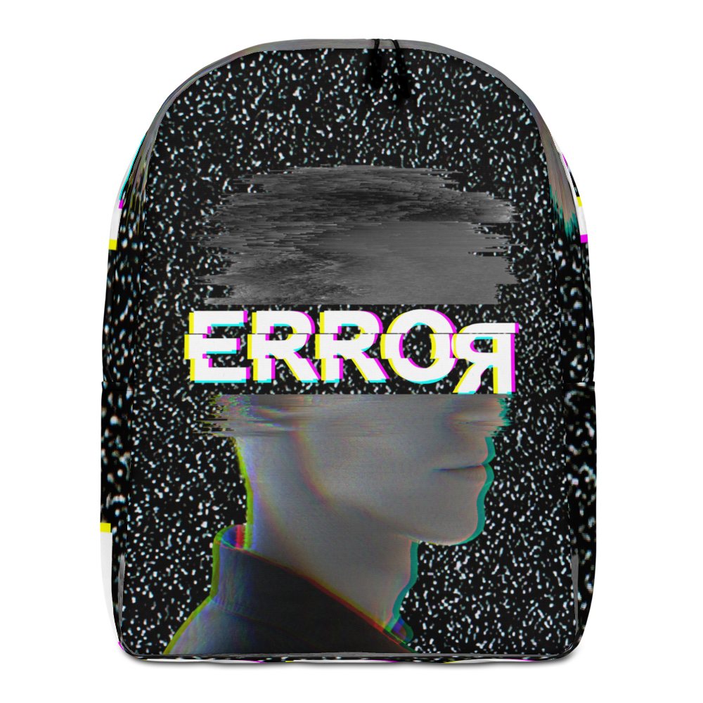 Error Minimalist Backpack