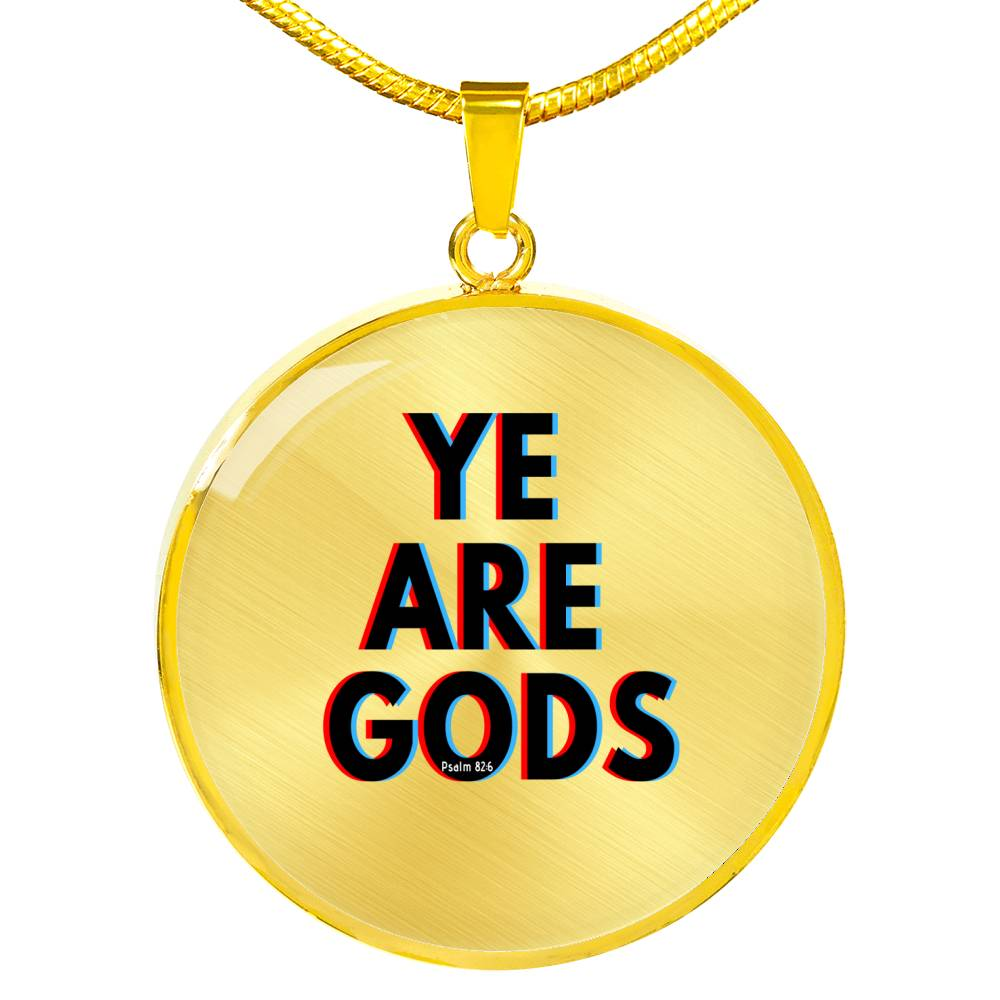 Ye Are Gods - BlackKohco