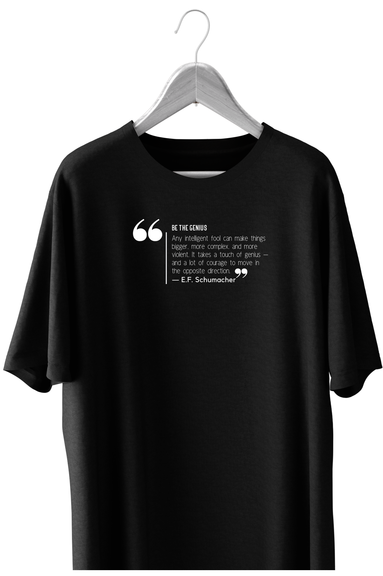 Be The Genius Short-Sleeve Unisex T-Shirt