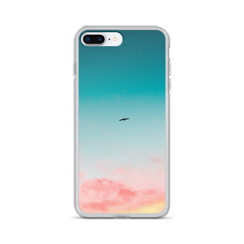 Bird Avian Sky iPhone Case - BlackKohco