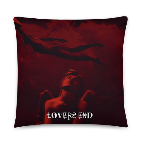 Lovers End Basic Pillow