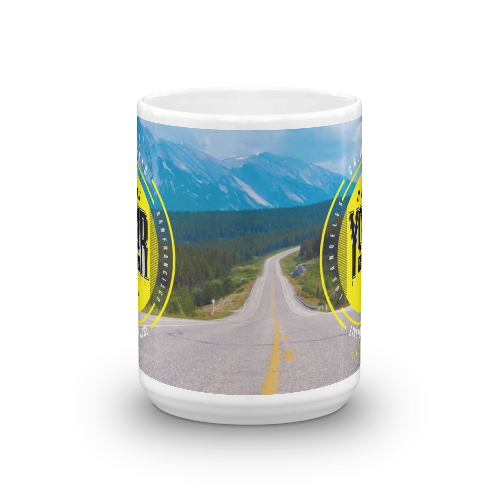 Live Your Life Mug - BlackKohco