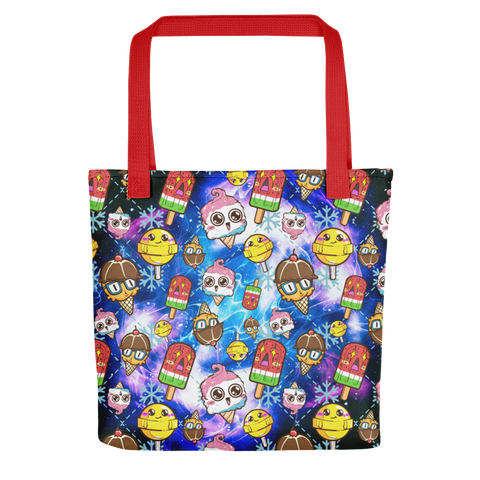 I Have Sweet Tooth Tote Bag
