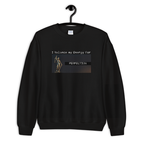 Balanced Energy Perfection Sweatshirt