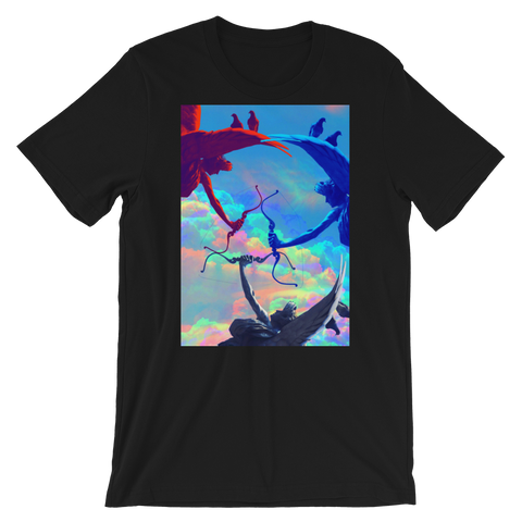 Angels At War Short-Sleeve Unisex T-Shirt