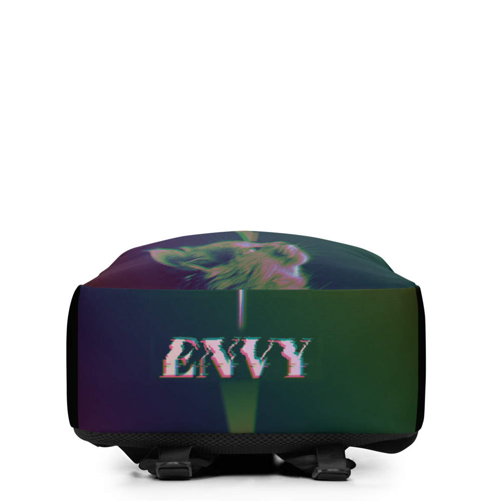 Envy Minimalist Backpack - BlackKohco