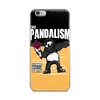 The Pandalism iPhone Case - BlackKohco