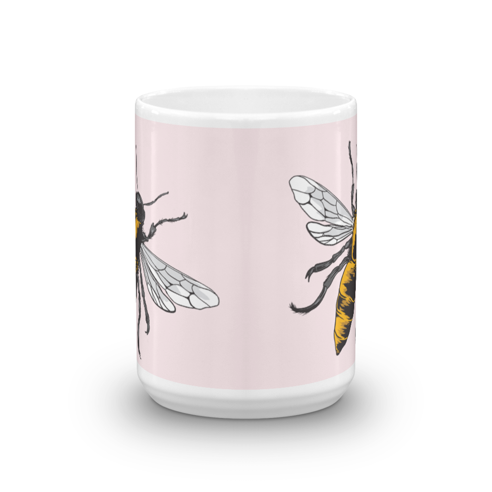 Care For Wasps Mug - BlackKohco