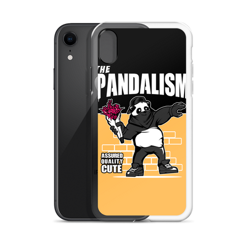 The Pandalism iPhone Case