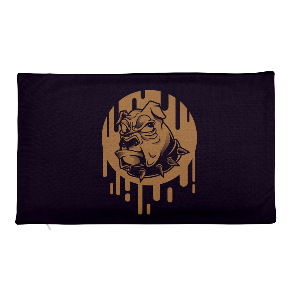 Swag Bull Premium Pillow Case only - BlackKohco