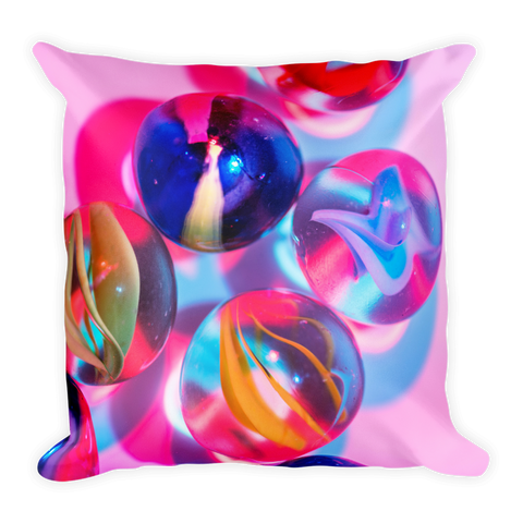 Marbles Basic Pillow