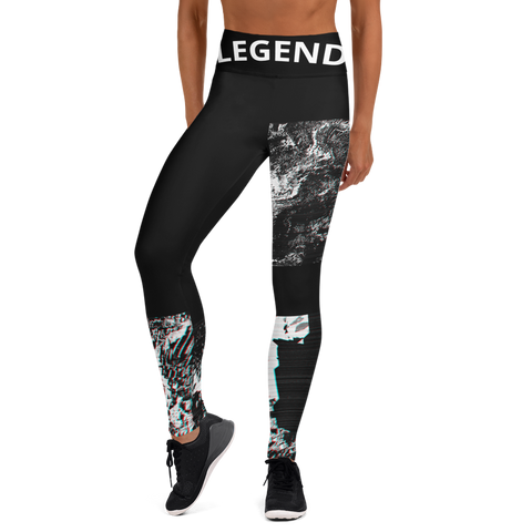 Legend Yoga Leggings With Pockets