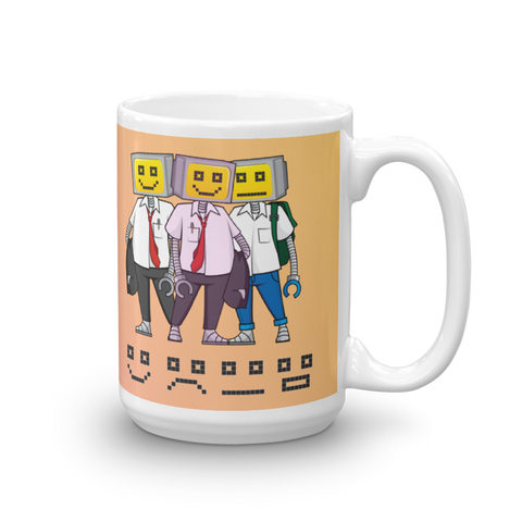 Televised Emotion Mug