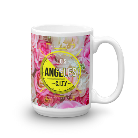 Los Angeles City Mug