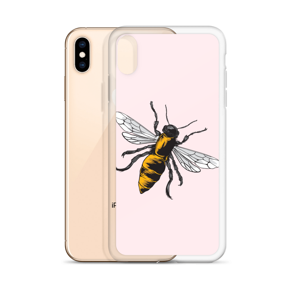 Care For Wasps iPhone Case - BlackKohco