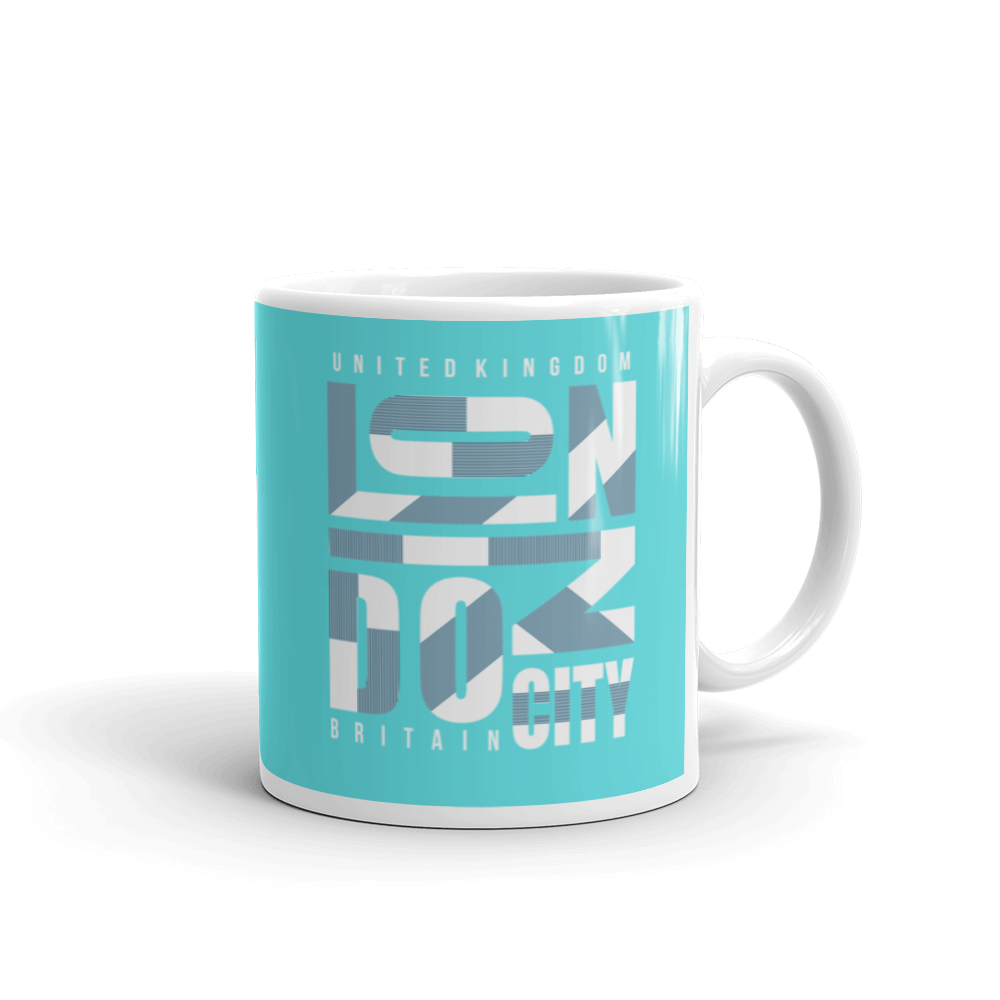 London City United Kingdom Mug