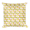 Banana Lush Basic Pillow - BlackKohco