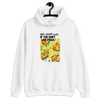 We're Not Friends Hoody - BlackKohco