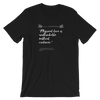 Physical love is unthinkable without violence Short-Sleeve Unisex T-Shirt - BlackKohco