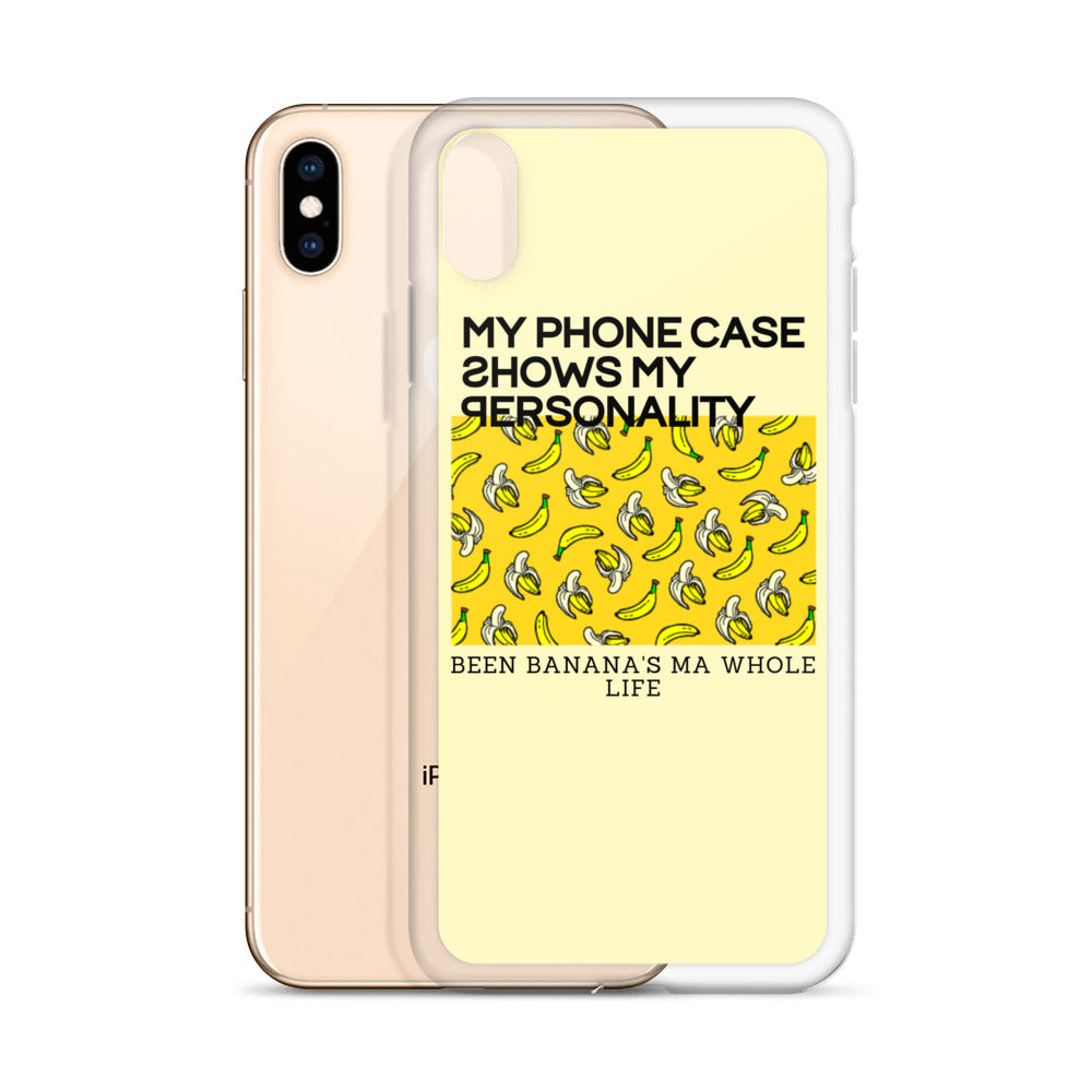 My Phone Case Shows My Personality - BlackKohco