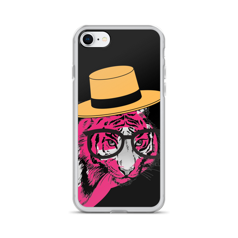 Cool Tiger iPhone Case