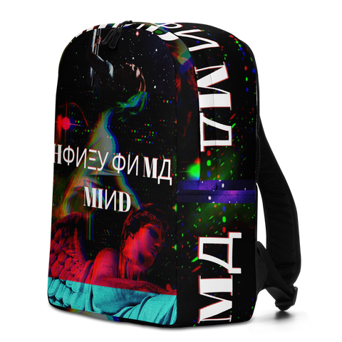 Honey On Ma Mind Minimalist Backpack