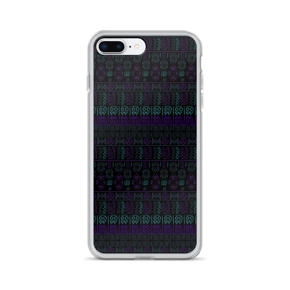 Dark Tribal iPhone Case - BlackKohco