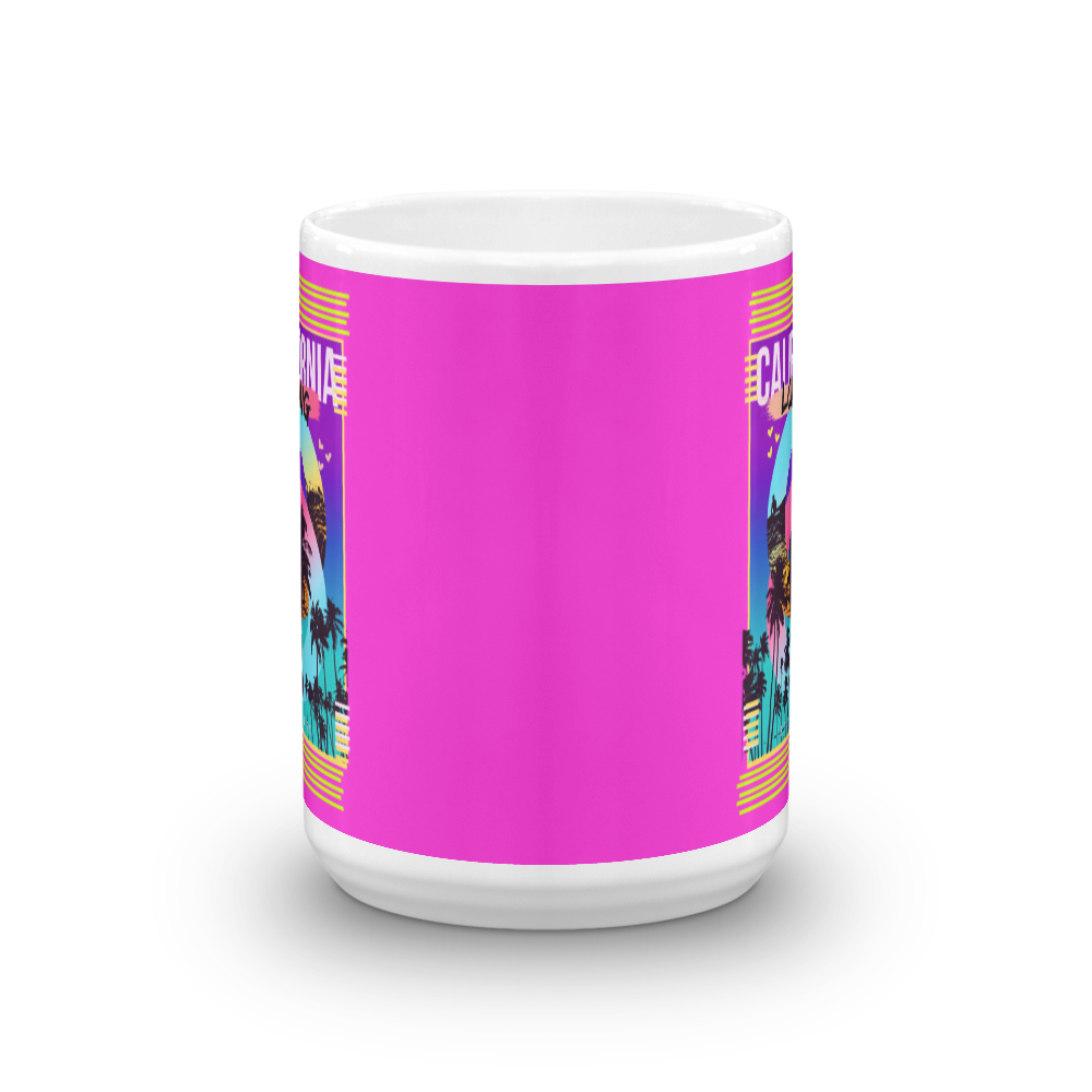 California Loving Mug - BlackKohco