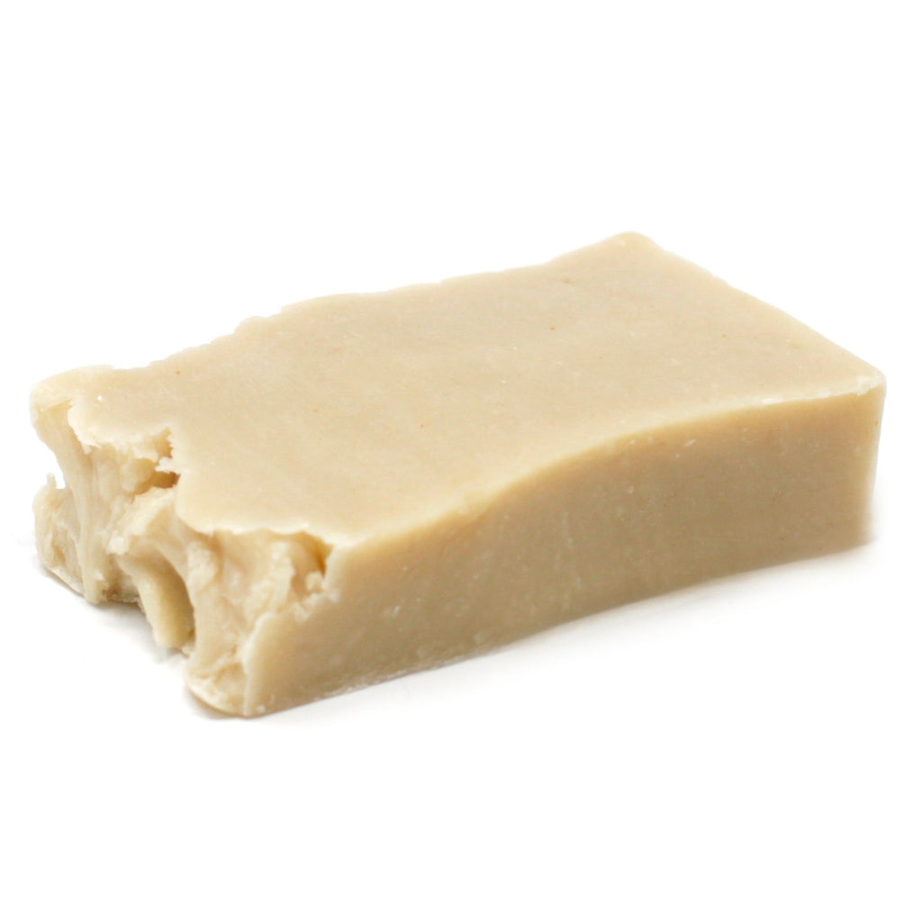 Donkey Milk - Olive Oil Soap - SLICE approx 100g - BlackKohco