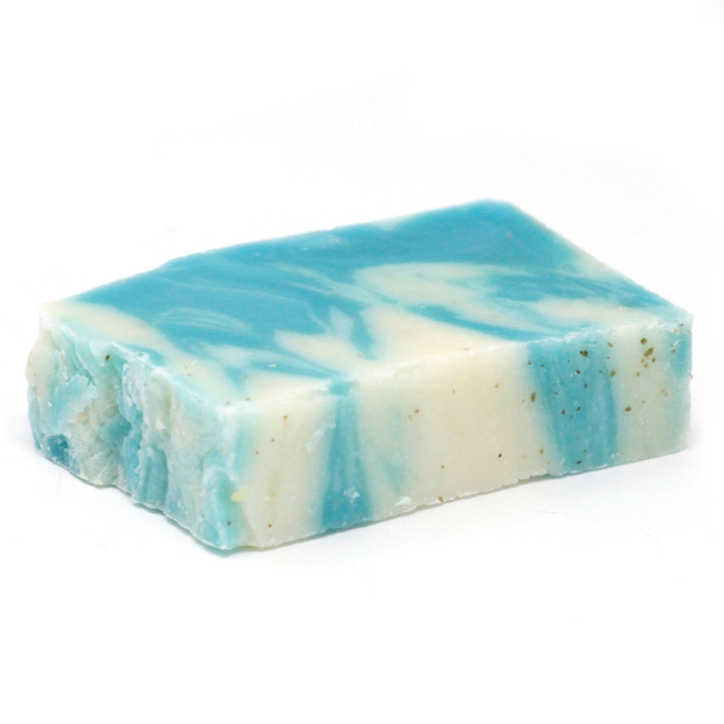 Seaweed - Olive Oil Soap - SLICE approx 100g - BlackKohco
