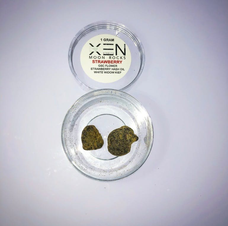 XEN- Strawberry Moon Rocks
