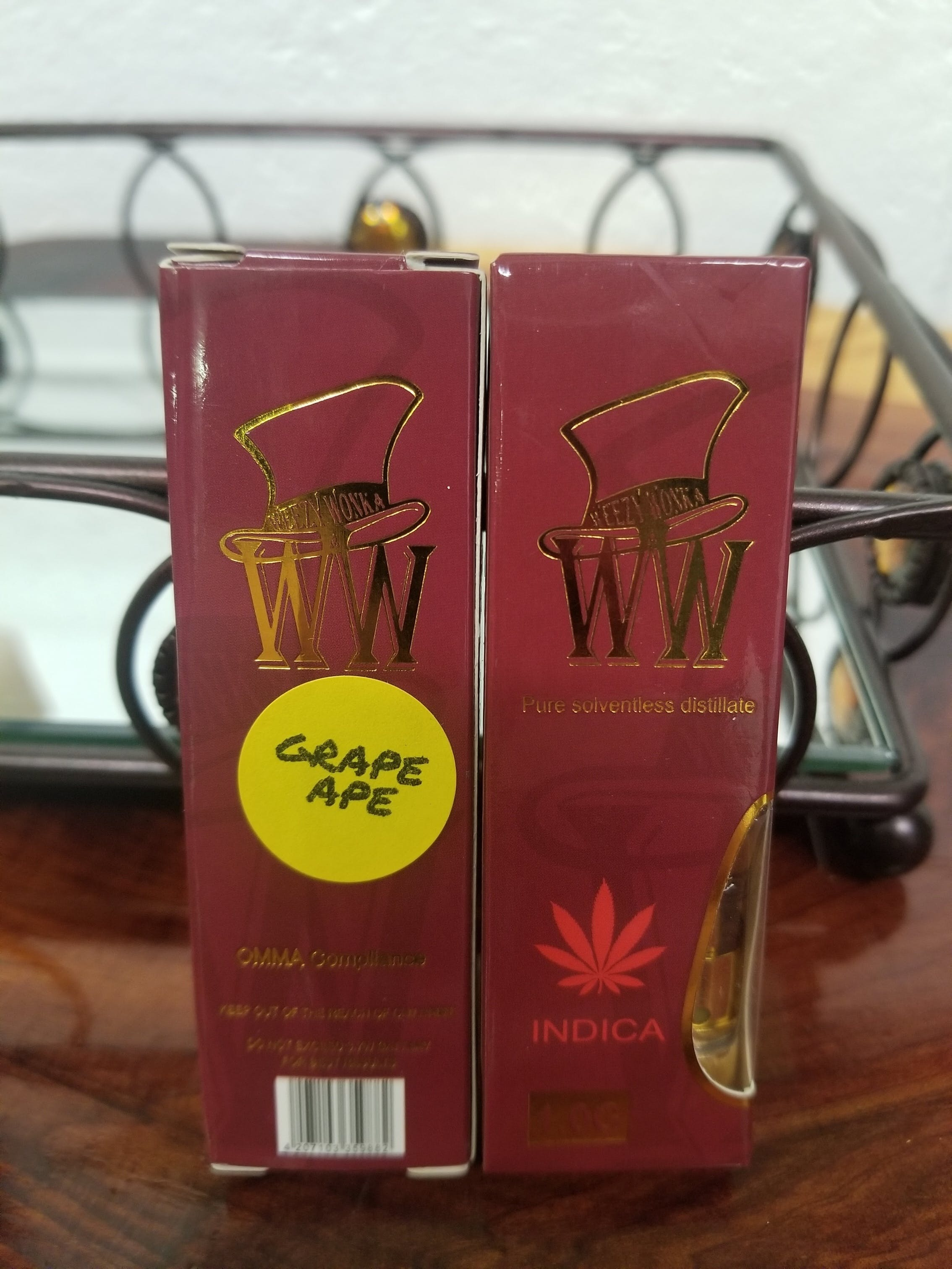 Weezy Wonka-Indica OG Grape