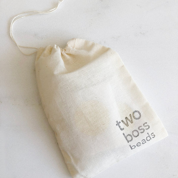 Two boss beads packaging