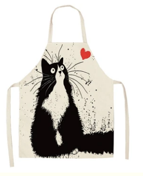 TODAY'S DEAL - $2.99 OFF Funny Cat Aprons