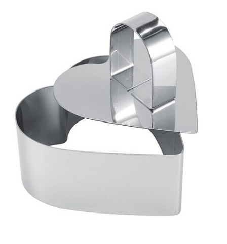 TODAY'S DEAL 10.99 Stainless Steel Rings