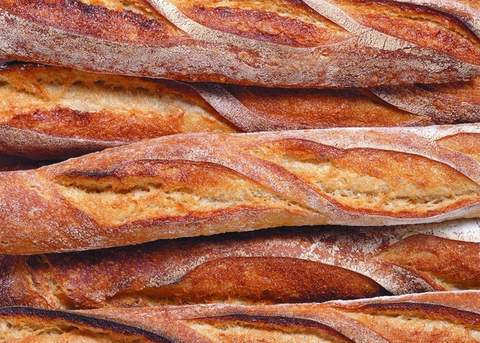 Yummy Baguettes