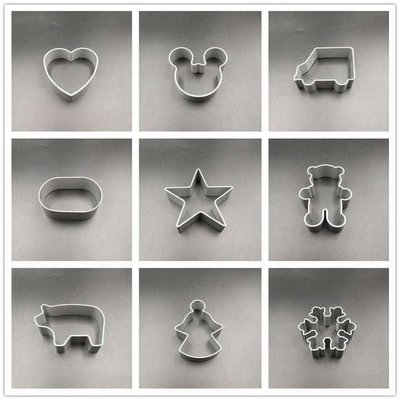 Cute Cookie Cutters