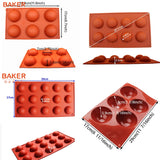 Dome Mousse Molds