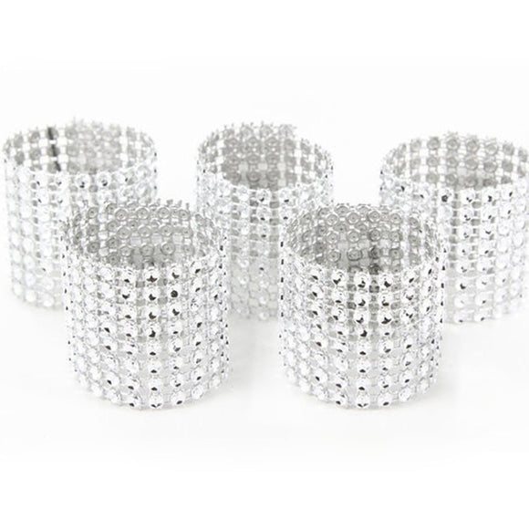 10pcs Napkin Ring