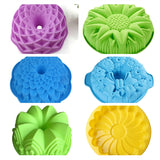 Silicone Crown Shape Cake Mold