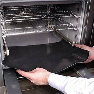 60 X 40 CM 2 pc Large Non Stick Baking Spill Mats