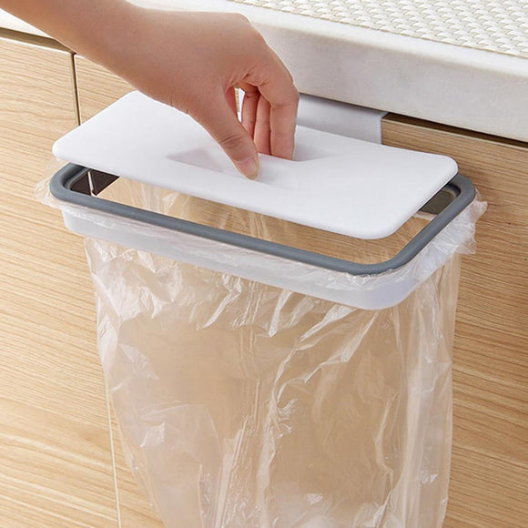 Portable Plastic Hanging Garbage Bag